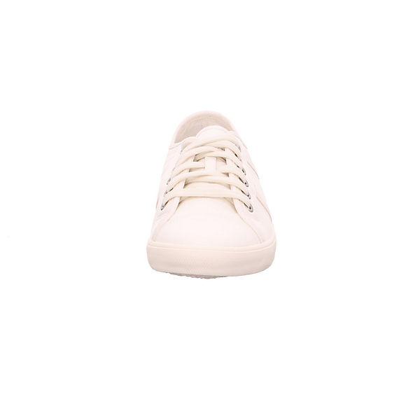 ESPRIT, Megan Lace Up - 028EK1W071/110 Sneakers Low, weiß