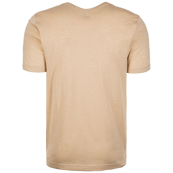 Herren beige PUMA Heather 1 No Trainingsshirt Essential CYwYXq8
