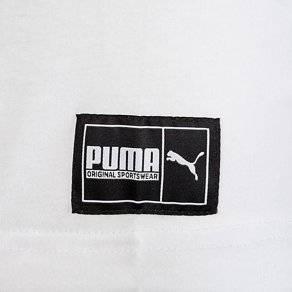 Trainingsshirt Style weiß Herren PUMA Athletics vHExn6qS