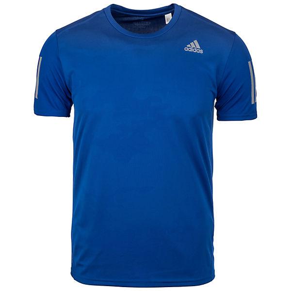 Laufshirt adidas blau Herren Response Performance pExwSqOR
