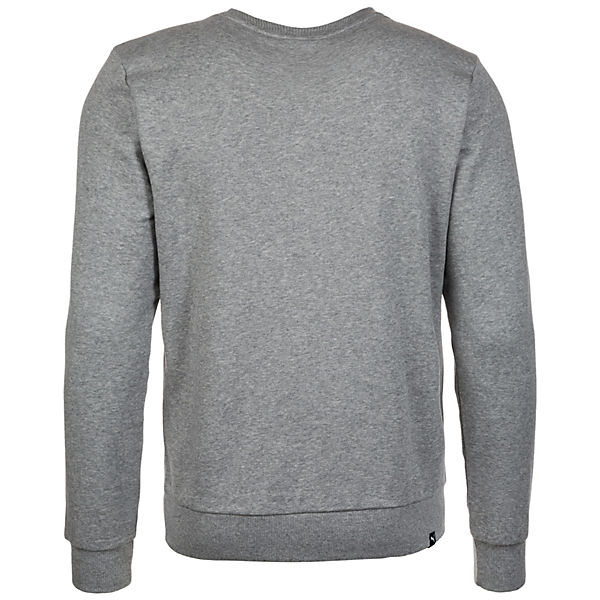 Sweatshirt Crew grau PUMA Essential Herren ZwqwWA5E