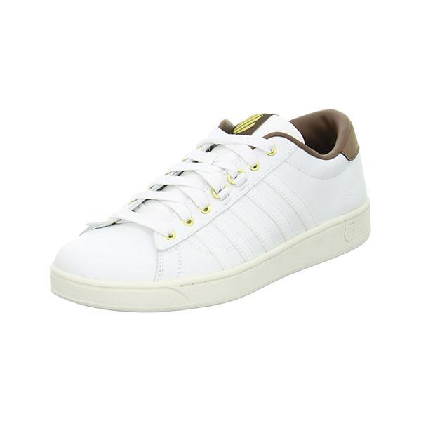 Sneakers Low K SWISS Hoke weiß CMF q4twRWtBp