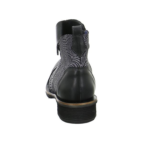 iiM77Shoes, Gute TRAMPY Westernstiefeletten, blau  Gute iiM77Shoes, Qualität beliebte Schuhe 7a3932