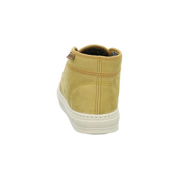 natural world, Gute Sneakers High, gelb  Gute world, Qualität beliebte Schuhe f5d860