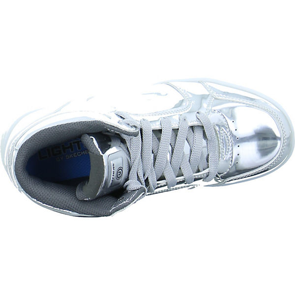 Energy SKECHERS Eliptic High Lights silber Sneakers zY0Ozn