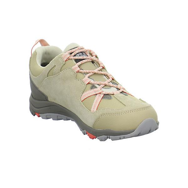 Jack Wolfskin, Rocksand Texapore Low Wanderschuhe, beliebte beige  Gute Qualität beliebte Wanderschuhe, Schuhe f86faf