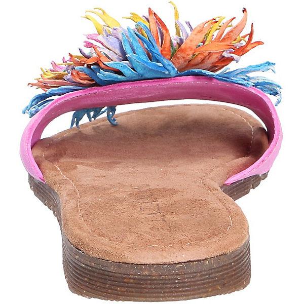 Lazamani Fashion  Pantoletten mehrfarbig  Gute Qualität beliebte Schuhe Schuhe Schuhe 8361e1
