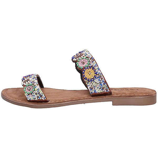 Lazamani, Fashion  Pantoletten, schwarz  Gute Qualität beliebte Schuhe