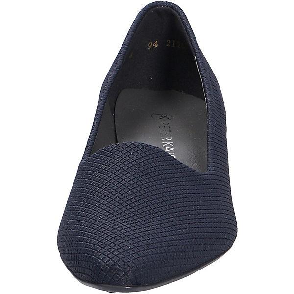 PETER KAISER, Fashion Qualität Pumps Klassische Pumps, blau  Gute Qualität Fashion beliebte Schuhe b29e65
