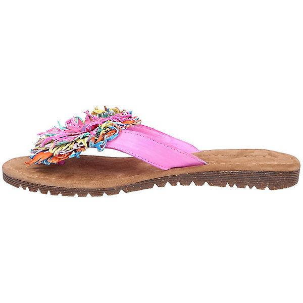Lazamani, Fashion  Zehentrenner, beliebte mehrfarbig  Gute Qualität beliebte Zehentrenner, Schuhe a99bed