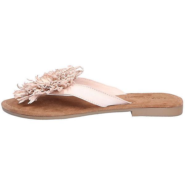 Lazamani, Fashion  Zehentrenner, beliebte rosa  Gute Qualität beliebte Zehentrenner, Schuhe 53605b