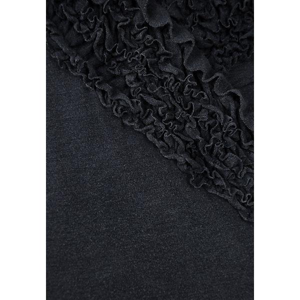 Khujo Khujo Langarmshirt schwarz schwarz Khujo Langarmshirt Langarmshirt schwarz Langarmshirt Khujo 11aqr