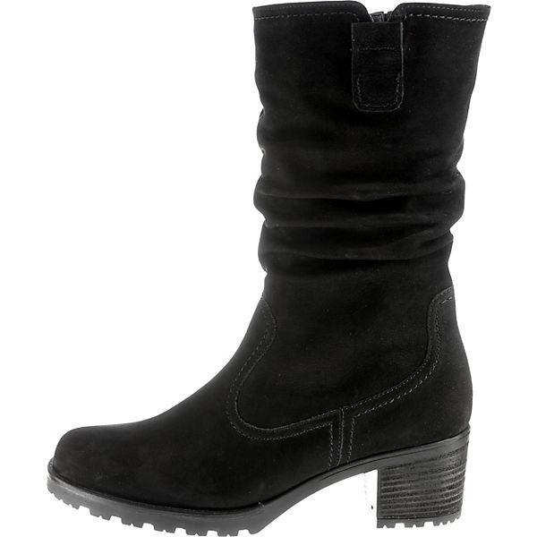 Klassische schwarz Gabor Klassische schwarz Stiefel Stiefel Gabor schwarz Klassische Stiefel Gabor 1Y1R6