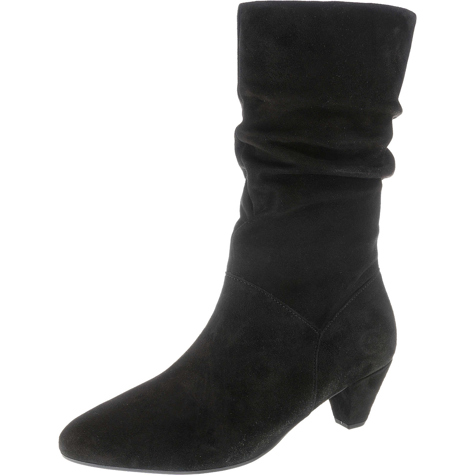 Gabor Klassische Stiefel schwarz Damen Gr. 41