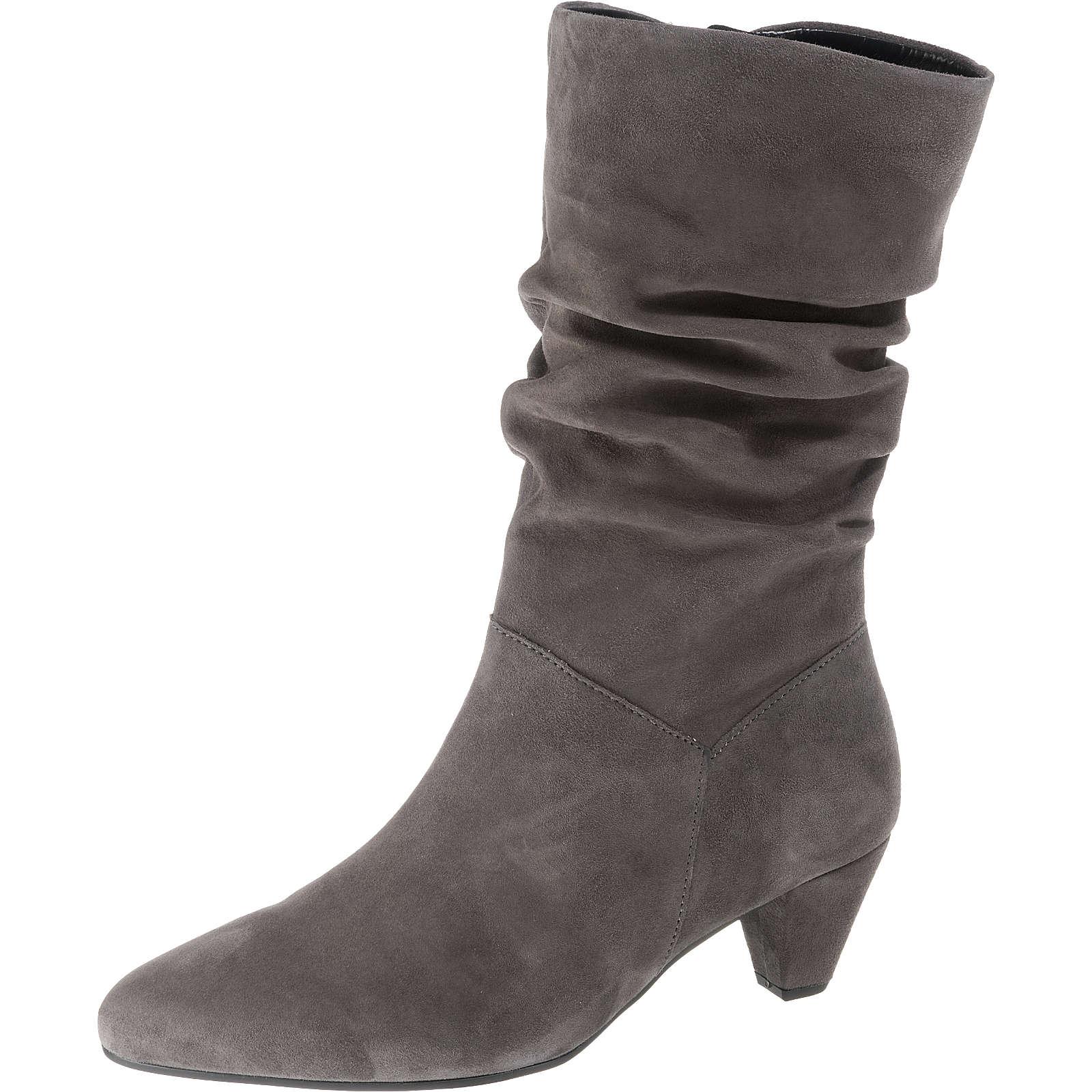 Gabor Klassische Stiefel grau Damen Gr. 42