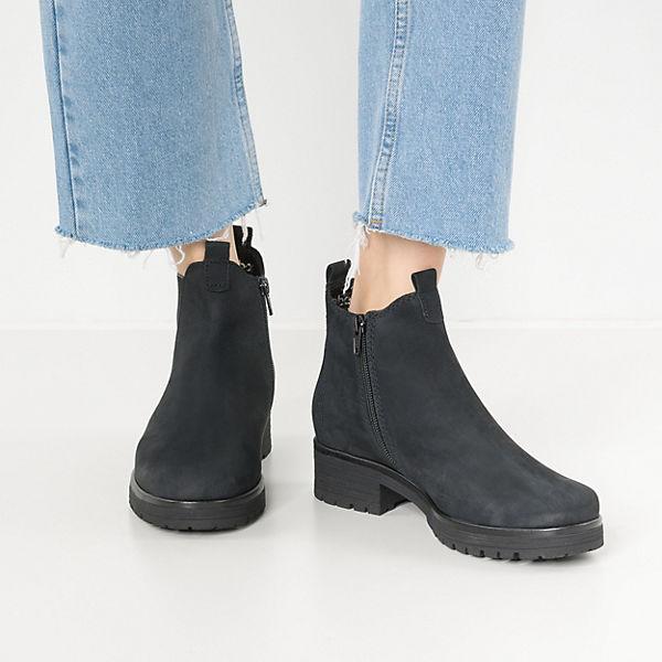 Gabor, Klassische Qualität Stiefeletten, blau  Gute Qualität Klassische beliebte Schuhe 9c58fc