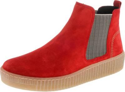 Damen Stiefeletten in Farbe rot online kaufen