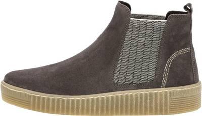 Gabor, Chelsea Boots, grau | mirapodo