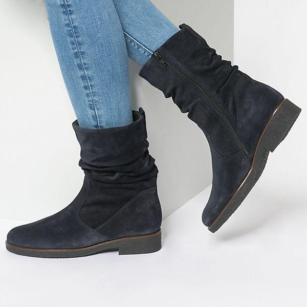 Gabor Klassische Stiefeletten blau  Gute Qualität beliebte Schuhe