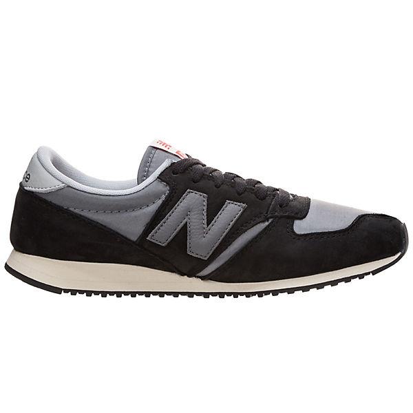 new balance, New Low, Balance U420-KBG-D  Sneakers Low, New schwarz   b1b9c7