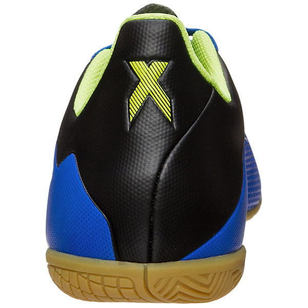 adidas Performance, adidas X Tango 18.4 Fußballschuhe, blau/gelb