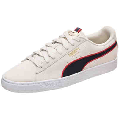 Suede Classic Sport Stripes  Sneakers Low
