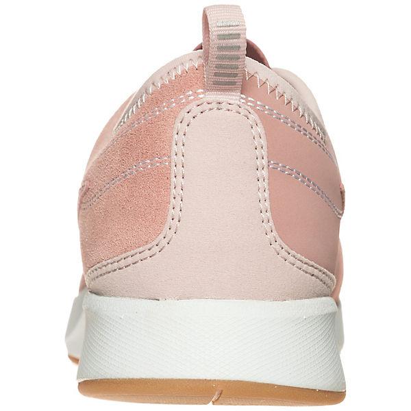 Nike Sportswear Dualtone Racer SE Sneakers Low rosa/weiß  Gute Qualität beliebte Schuhe