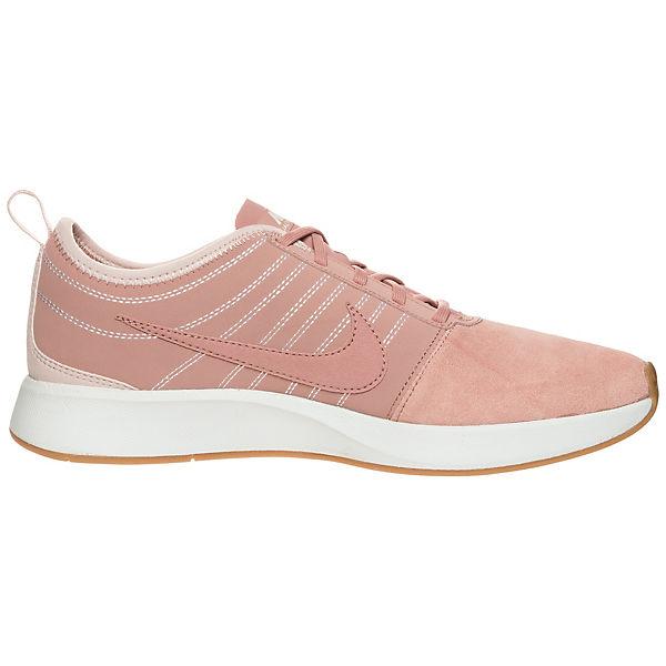 Nike weiß Dualtone Racer Sportswear SE Low Sneakers rosa BBqrfxwU