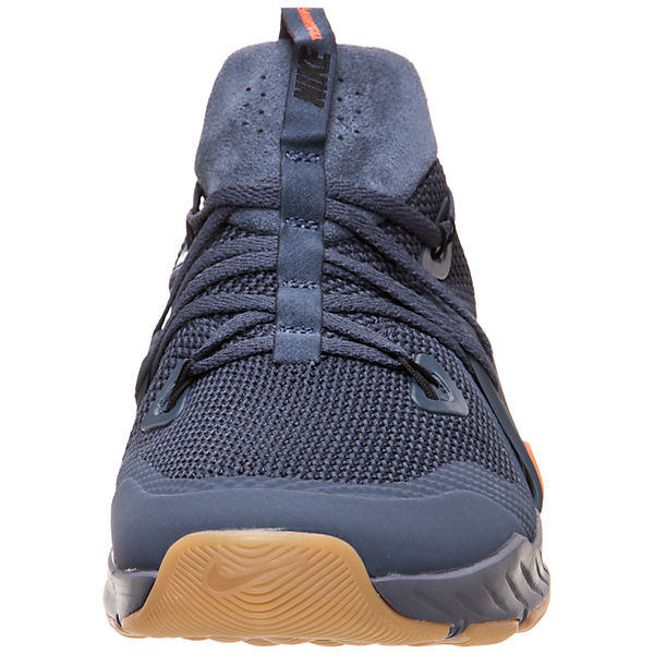 Zoom Train Low Command Nike Performance dunkelblau Sneakers 5qEpn7w