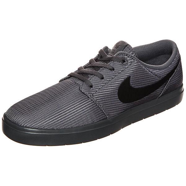 II dunkelgrau NIKE SB Sneakers Ultralight Low Portmore 1nE4zng
