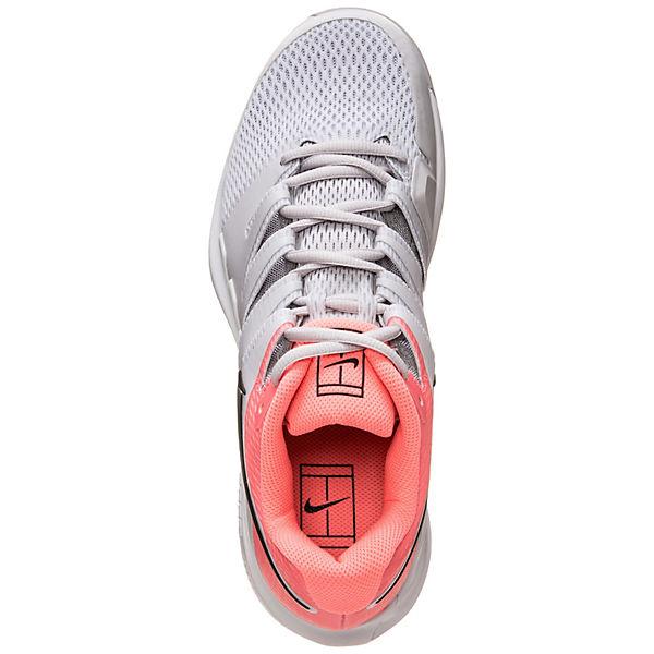 NIKE, Air Zoom  Vapor X HC Tennis Tennisschuhe, grau  Zoom Gute Qualität beliebte Schuhe 645819