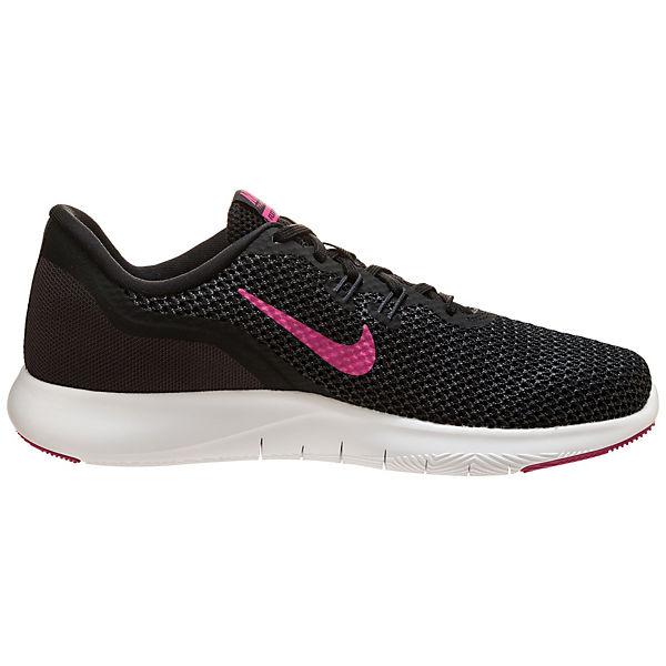 Nike Performance, Sneakers Flex TR 7  Sneakers Performance, Low, schwarz/pink  Gute Qualität beliebte Schuhe d69bd0