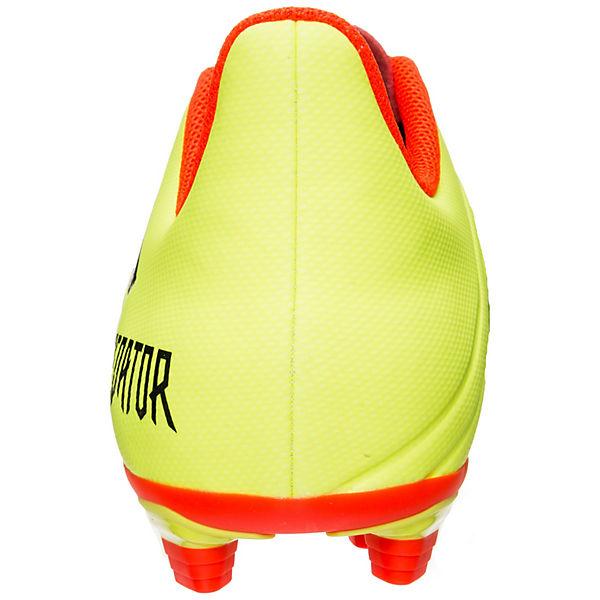 4 Predator Fußballschuhe adidas Performance FxG adidas gelb 18 4qwIBxzEz