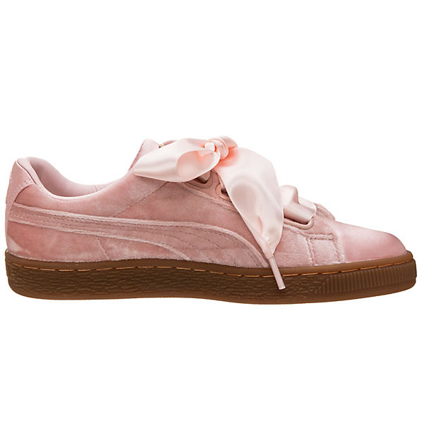 VS Sneakers rosa Heart Low Basket PUMA aqw7EAw