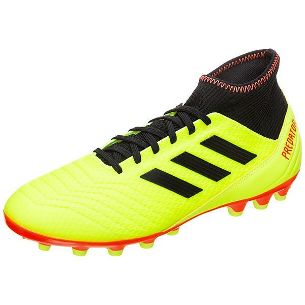 adidas Performance adidas Predator 18.3 AG Fußballschuhe gelb
