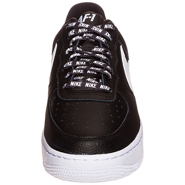 Low 07 Sportswear weiß 1 Force Sneakers Nike Low Air schwarz NBA qw18WpPW