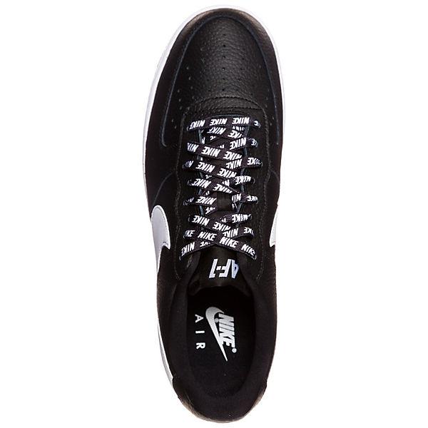 Low 07 Sportswear weiß 1 Force Sneakers Nike Low Air schwarz NBA qw18WpPW
