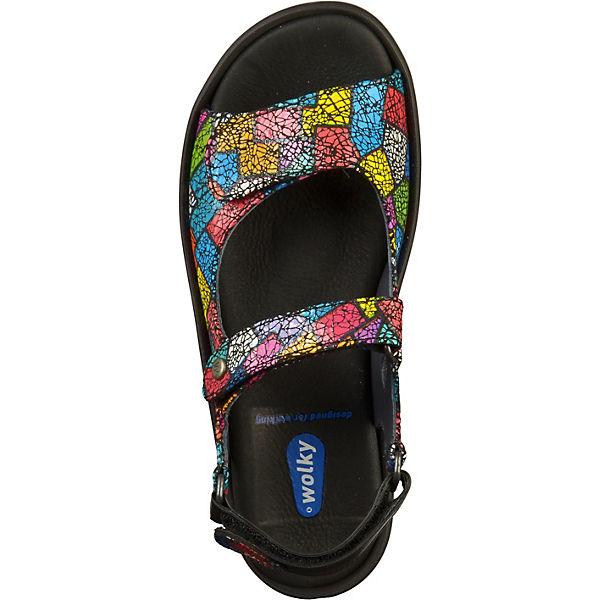 Wolky, Klassische Sandalen, mehrfarbig beliebte  Gute Qualität beliebte mehrfarbig Schuhe e11c01