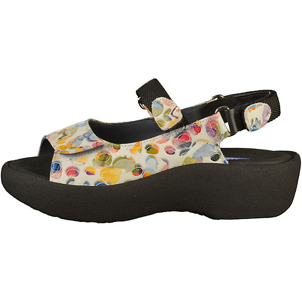 Wolky, Klassische Sandalen, weiß Schuhe  Gute Qualität beliebte Schuhe weiß 425e0e