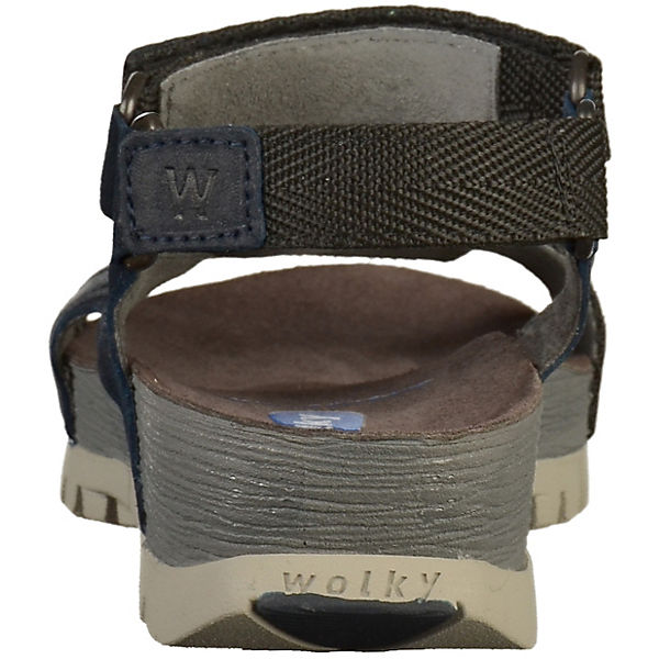 Wolky,  Klassische Sandalen, blau  Wolky, Gute Qualität beliebte Schuhe 724a98