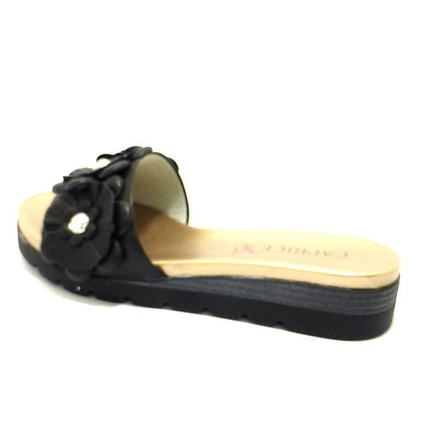 CAPRICE, Pantoletten, schwarz  Gute Qualität beliebte Schuhe