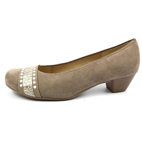 ara Klassische Pumps beige  Gute Qualität beliebte Schuhe