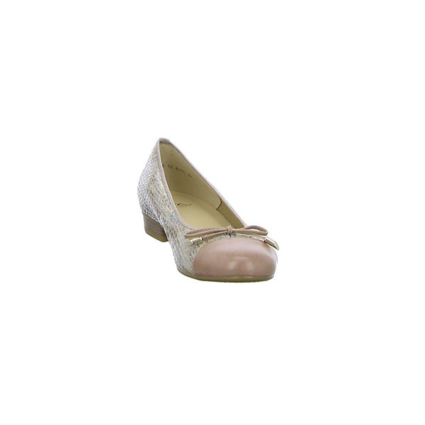 ara Klassische Ballerinas beige  Schuhe Gute Qualität beliebte Schuhe  1f6687