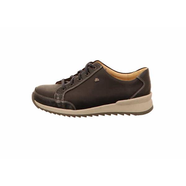 Finn Comfort Klassische Halbschuhe blau  Gute Qualität beliebte Schuhe