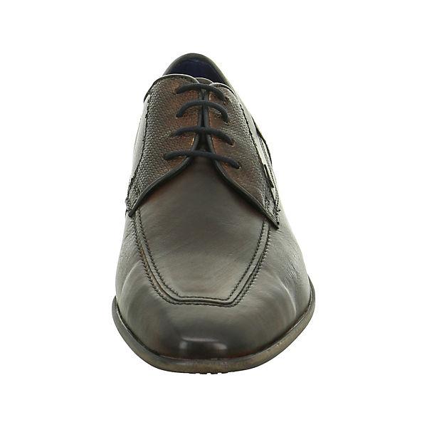 DANIEL DANIEL DANIEL HECHTER, Business-Schnürschuhe, braun  Gute Qualität beliebte Schuhe 6be175