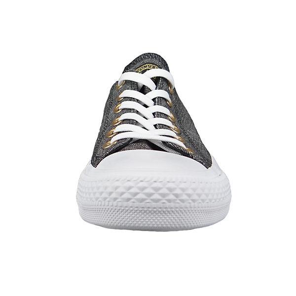 CONVERSE, Chucks 560644C Chuck Taylor All Star OX  Sneakers Qualität Low, schwarz  Gute Qualität Sneakers beliebte Schuhe 1ad0a6