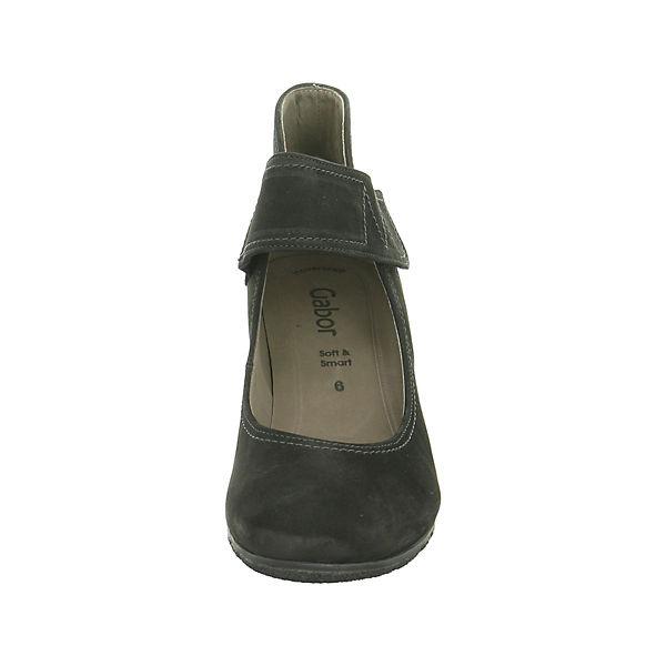 Gabor, Spangenpumps, Gute schwarz  Gute Spangenpumps, Qualität beliebte Schuhe b182dd