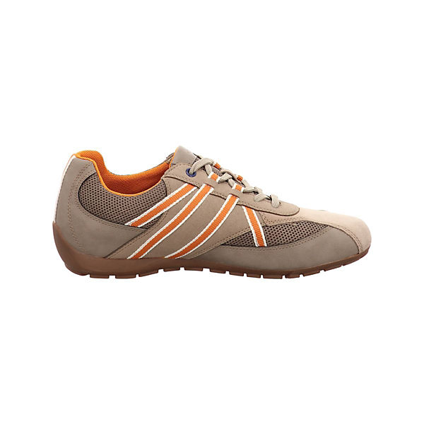 GEOX Klassische Halbschuhe beige  Gute Qualität beliebte Schuhe
