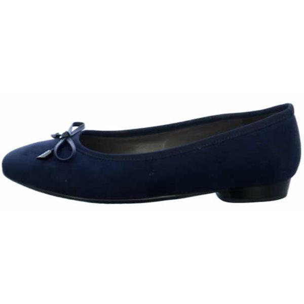 JENNY, Klassische Ballerinas, blau