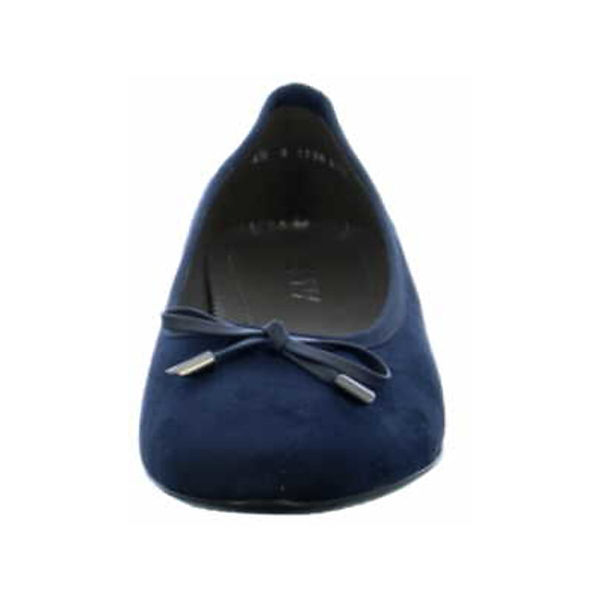 JENNY, Ballerinas, Klassische Ballerinas, JENNY, blau  Gute Qualität beliebte Schuhe c77d3c